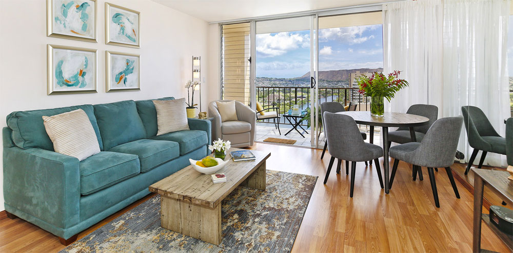 Vacation Rentals at Fairway Villa in Waikiki