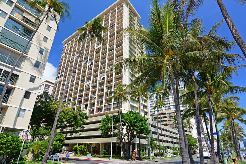 Fairway Villa Waikiki