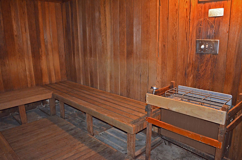 Fairway Villa Sauna