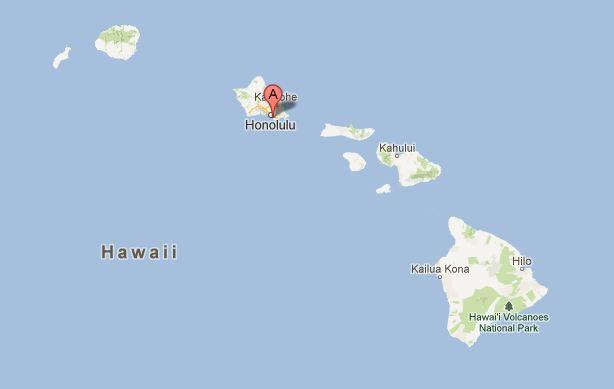 Waikiki location