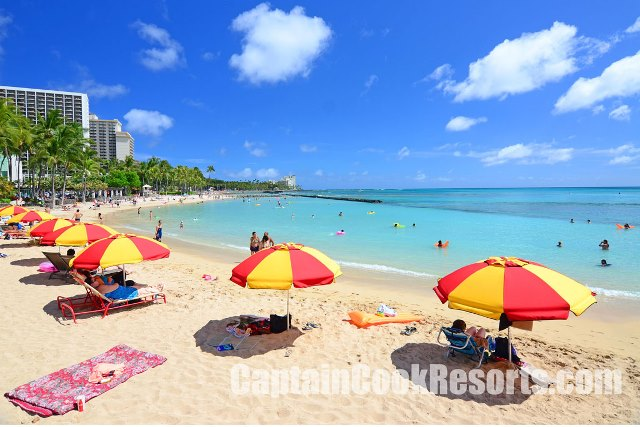 Waikiki Beach International Destination