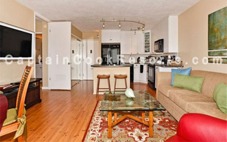 Waikiki Vacation Rental at Four Paddle